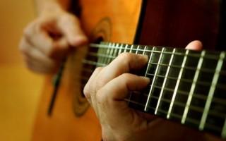 Аккорды для шестиструнной гитары в картинках