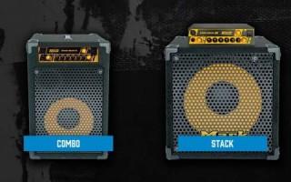 Как правильно выбрать комбик для бас-гитары: полезная информация для покупателей