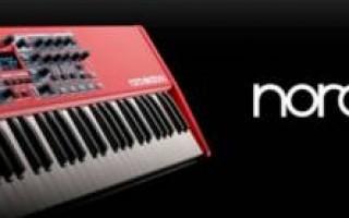 Пианино и синтезаторы Nord: отличия серий и новых моделей