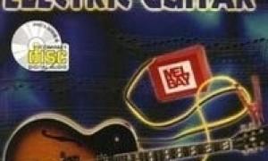 Бах — Шутка на гитаре