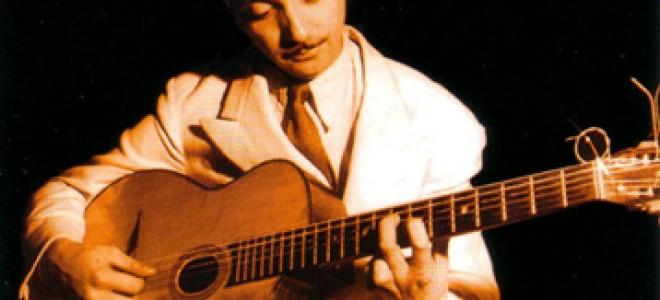 Искусство игры на гитаре в стиле Django Reinhardt