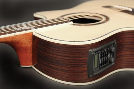 Электроакустическая гитара STAGG C546TCE :