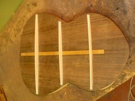Из чего состоит гитара и как её сделать: